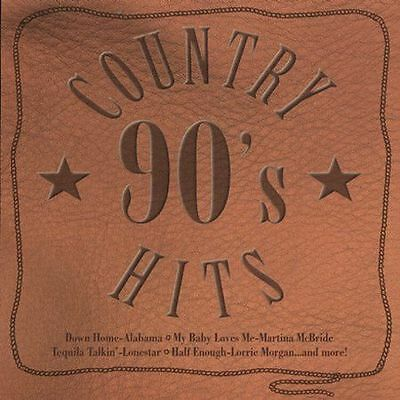 Various Artists : 90s Country Hits CD