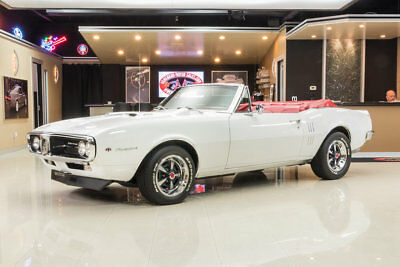 Pontiac Firebird Convertible Frame Off, Nut & Bolt Restored! Pontiac 400ci V8, Muncie 4-Speed, PS, PB, Disc