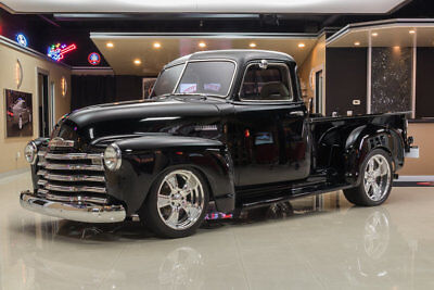 Chevrolet 3100 5 Window Pickup Pro Touring Pro Built, 5-Window! 454ci V8 (600hp) Automatic, Vette Suspension, PS, PB, Disc