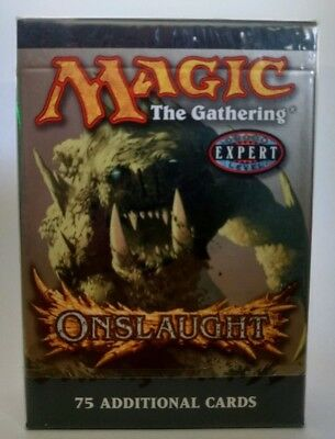 Magic the Gathering MTG * Onslaught Tournament Pack * New and Sealed