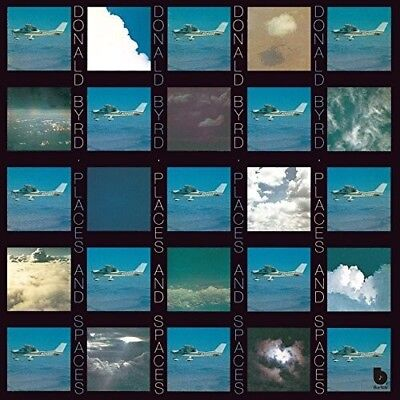 Places & Spaces - Donald Byrd (CD New)