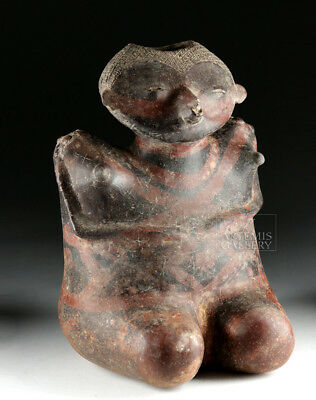 ARTEMIS GALLERY Nayarit Chinesca Type B Tattooed Female Vessel