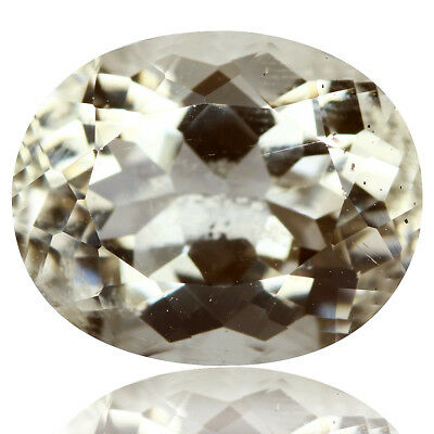 3.92 Ct Shimmering Rare Unheated Best Lustrous Yellow Scopalite !