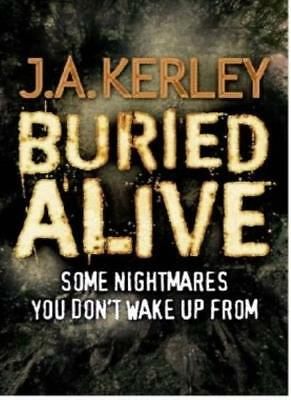 Buried Alive (Carson Ryder, Book 7),J. A. Kerley