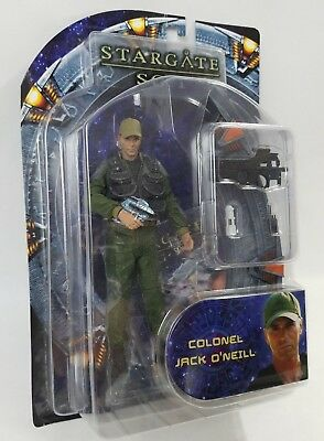 Stargate SG-1Colonel Colonel Jack O'Neil Series 1 Action Figure Diamond Select
