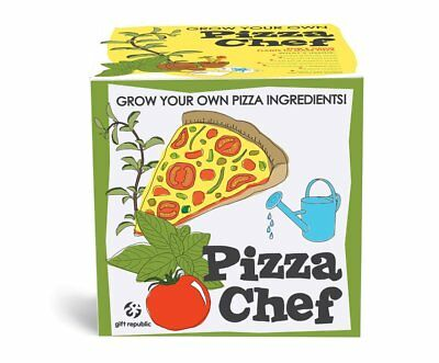 Poison Republic Sow and Grow Pizza Ingredients Plants Set