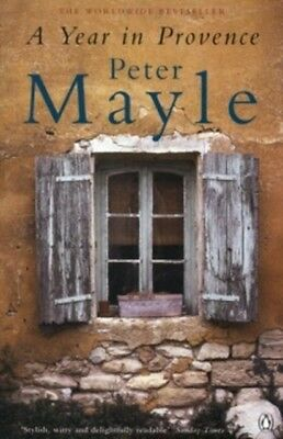A Year in Provence | Peter Mayle |  9780140296037