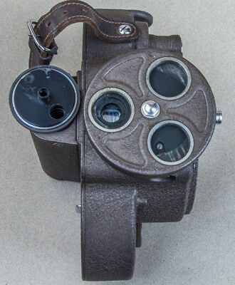 Nice looking, vintage Bell & Howell Filmo Camera 70 DL 16mm Camera body only