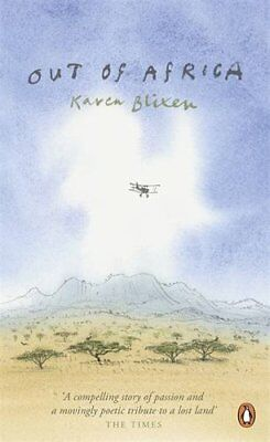 Out of Africa | Tania Blixen |  9780241951439