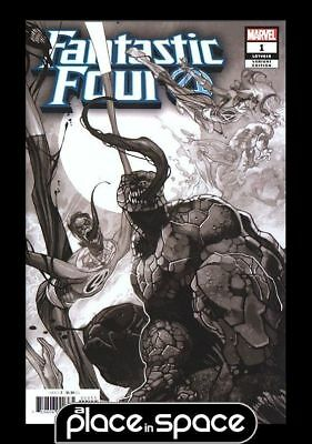 Fantastic Four, Vol. 6 #1Za - Venomized Party Sketch Variant (Wk32)