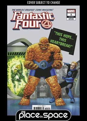 Fantastic Four, Vol. 6 #1L - Cassaday Variant (Wk32)