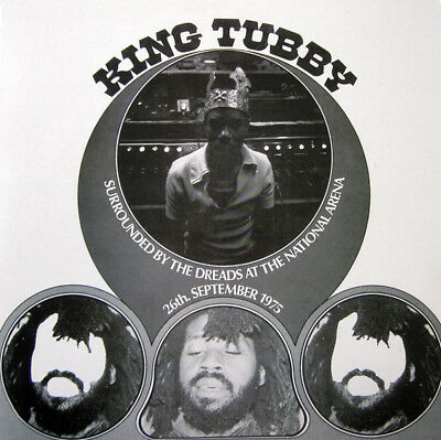 LP King Tubby Surrounded By The Dreads At The National Arena  1975