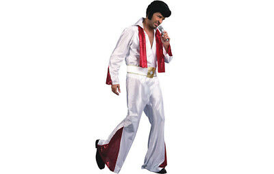Superstar Rock N Roll Cantante Anni  60 Costume Uomo Tgl L 98a4309917c