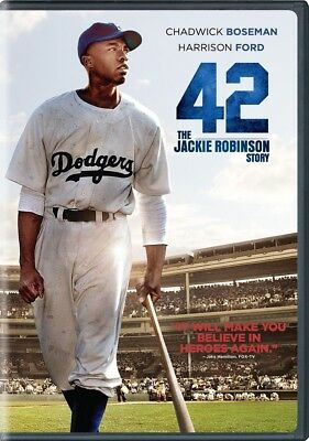 42: The Jackie Robinson Story (DVD, 2013, Widescreen)