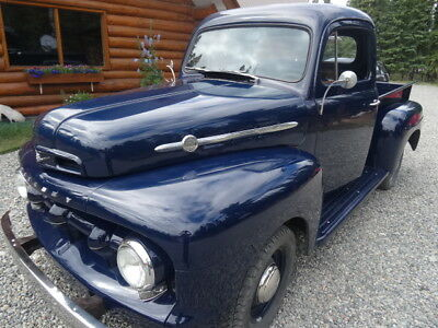 Ford: Other Pickups 1952  Ford Mercury 1/2 ton pick up truck