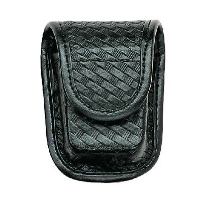 Bianchi 22115 Black 7915 Basketweave AccuMold Elite Pager Holder Glove Pouch