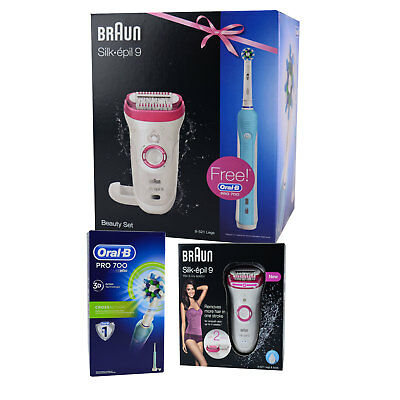 Braun SE9-521+ Oral B Pro 700 Beauty Set Type5377
