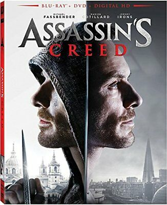 Assassin's Creed [Blu-ray] -  CD X2VG The Fast Free Shipping