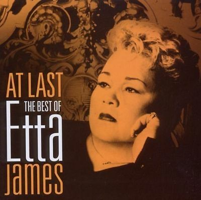 Etta James - At Last (The Best of [Camden], 2011)