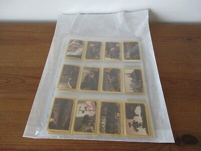 Panini  Wall-E    complete set of stickers
