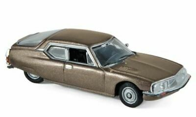 NOREV 1:87 Citroen SM - 1972 - scarabee brown metallic