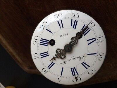 Raingo Fres Antique Clock Face