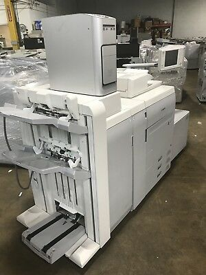 Canon Imagepress  C700  With Fiery Server F200,  with  Finisher Stapler