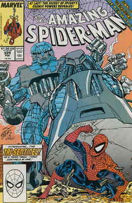 Amazing Spider-Man, The #329 VF/NM; Marvel | save on shipping - details inside