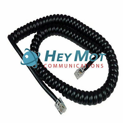 Panasonic KX-T7633E-B Phone Curly Cord Brand New Free Delivery