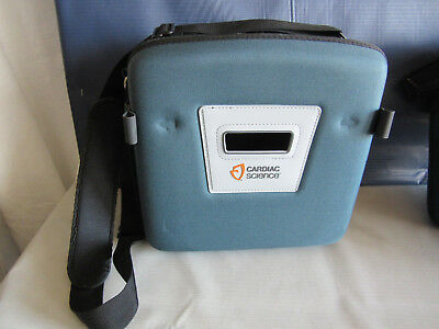 Cardiac Science Powerheart G3 AED Carrying Case Excellent Condition Minor Marks