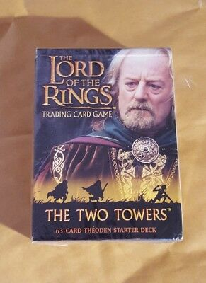 Lord Of The Rings Tcg - The Two Towers - Theoden Starter Deck