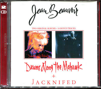 Jean Beauvoir - Drums Along The Mohawk / Jacknifed - Reissue 2018 2 Cd Neuf New