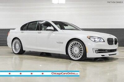 2015 BMW 7-Series  15 BMW ALPINA B7 xDrive Driving Assistance Plus 21 Wheels Active Seats Rare