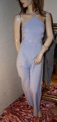 Jumpsuit * Overall hellblau Party Strand Sommer nw XS