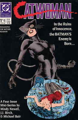 Catwoman (1st Series) #1 VF; DC | save on shipping - details inside