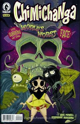 Chimichanga: The Sorrow of the World's Worst Face! #2 VF/NM; Dark Horse | save o