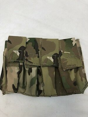 S&S Precision Old Gen Multicam Plate Frame Quadruple Tourniquet Pouch LBT 2770F
