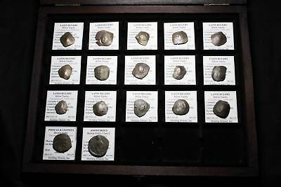 Lot of 17 Crusader and Byzantine coins, Latin emperors and more