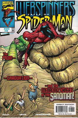 Webspinners: Tales of Spider-Man #8 VF/NM; Marvel | save on shipping - details i