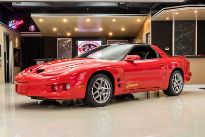 Pontiac Firebird Formula Firehawk Firehawk #738, 16k Original Miles, LS1 V8, 6-Speed Manual, Documented, 1 of 17