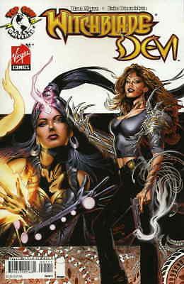 Witchblade/Devi #1A VF/NM; Image | save on shipping - details inside
