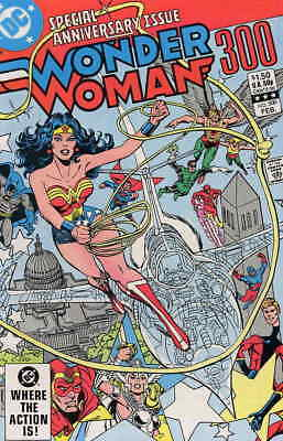 Wonder Woman (1st Series) #300 VF/NM; DC | save on shipping - details inside