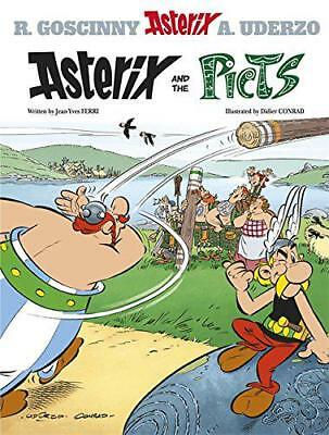 Asterix and the Picts by Uderzo, Albert, Goscinny, Rene, Ferri, Jean-Yves, NEW B