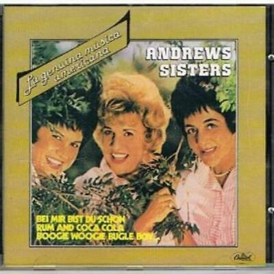 The Andrews Sisters : The Andrews Sisters CD (2004)