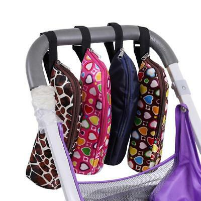 Baby Feeder Thermal Bottle Warm Cold Bag Strap Hanging Handbag Insulate Layer C