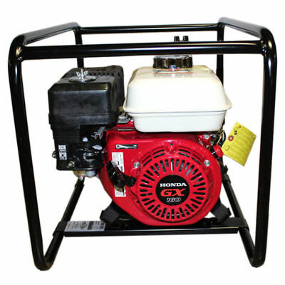 "NEW Industrial Trash Water Pump Honda GX160 11,880 GPH 2""Inlet/Outlet"