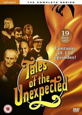 Tales of the Unexpected - The Complete Series [DVD] -  CD IAVG The Fast Free
