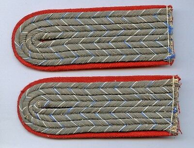 WWI WW1 German Bavarian Shoulder Strap Lot UNUSED Infantry Subdued MATCHED SET