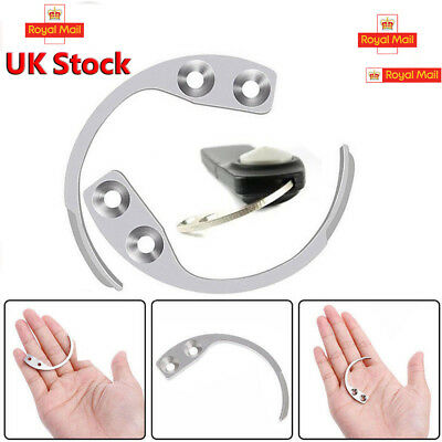 1pc  Detacher Hook Key Security Tag Remover For Anti-Theft EAS Hard Tag UK