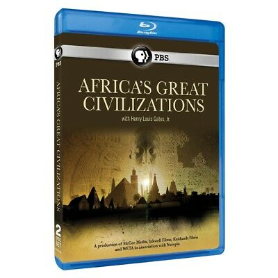 Africas Great Civilizations (Blu-ray Disc, 2017, 2-Disc Set) PBS  BRAND NEW